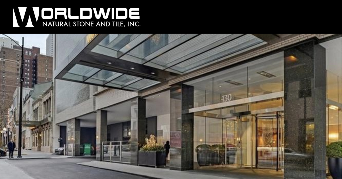World Wide Stone and Tile Completes Another Natural Stone Project on Chicago's Mag Mile
